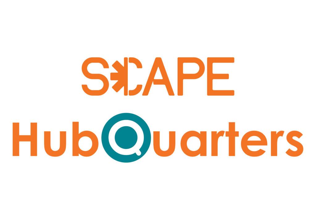 SCAPE HubQuarters logo