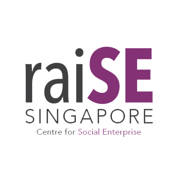 raiSE Singapore logo with tagline Centre for Social Enterprise